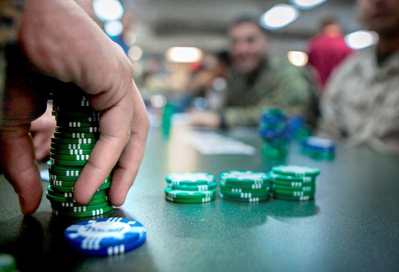 Tipos de jugadores Texas Holdem