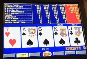 Estrategias video poker