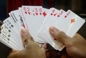 variables en una mano de poker