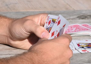 Selección de manos poker