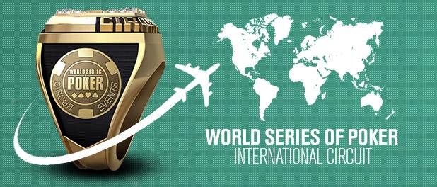 WSOP INTERNATIONAL CIRCUIT